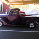 """Classic """"Rods"""" Fuel Up for a """"Hot"""" Weekend"""