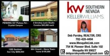 Deb Parsley KW Real Estate