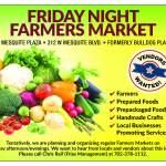 Farmers Market Organizers Seek Vendors