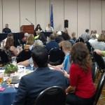 Chamber members hear Utilities update