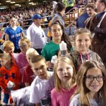 Virgin Valley Little League Night at the Las Vegas 51's