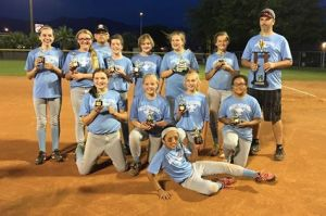 Congrats to Valley Pediatric Dental! Major League Softball Division Champions 2016 Virgin Valley Little League
