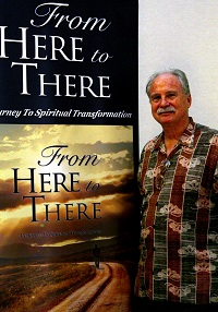 Pastor Dennis Lee is one of 38 authors who joined Eureka's Authorpalooza to promote his book 'From Here to There.'  Lee's book offers readers a biblically-sound guide to familiarize readers with principles of what it's like to be a follower of Jesus Christ, being found in His likeness.  Photo by Teri Nehrenz