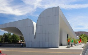 The beautiful SUMA center is a useful addition to the Shakespeare Festival and the Community.