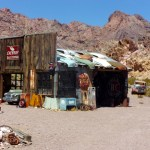 Birthday Adventure: A Ghost Town, the Colorado River, and Canyons