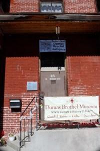 Dumas Brothel is the longest operating brothel in U.S. history.