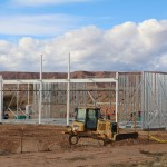 Building Permits end year on high note