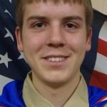 Laub receives Eagle Scout award