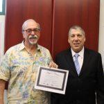 Breitfeller wins scholarship to pursue degree