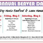 2017 Beaver Dam Jam – Full Schedule