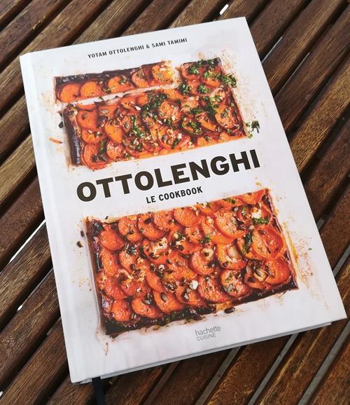 Livre Ottolenghi
