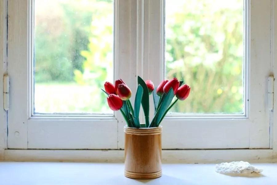 Produit vitre naturel awesome produit nettoyant vitres et - Comment nettoyer les vitres sans traces ...