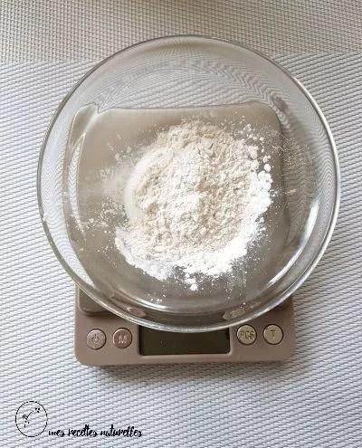 le bicarbonate : un déodorant naturel