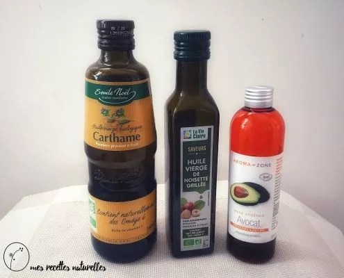 recette DIY huile démaquillante
