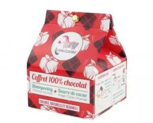 idée cadeau bio : coffret beurre de cacao