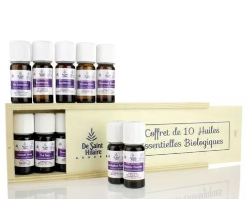 idée cadeau huiles essentielles