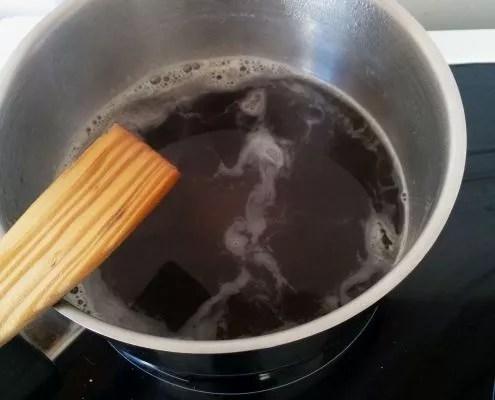 recette de lessive laine maison au savon de Marseille