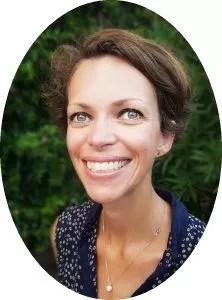 Caroline, auteur du blog mesrecettesnaturelles