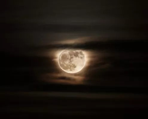 pleine lune influence