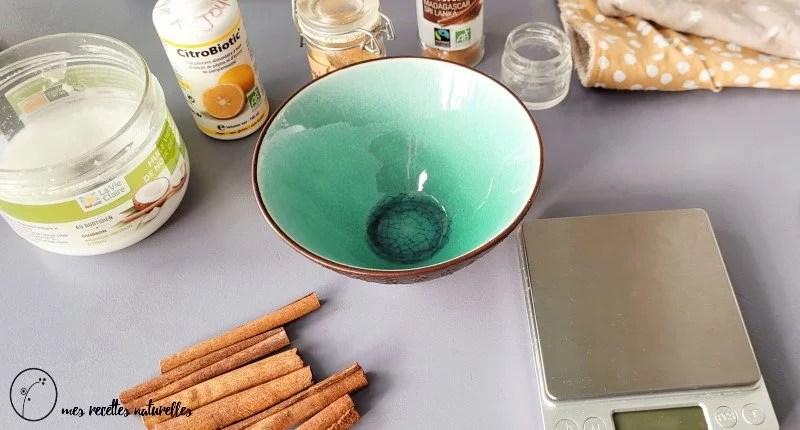 Faire un dentifrice maison à l'huile de coco