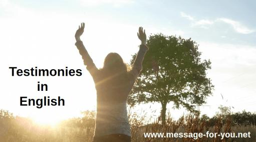 Worship God Testimonies English MFY