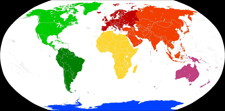 """(Bild Quelle: """"Continents vide couleurs"""", Wikipedia)"""