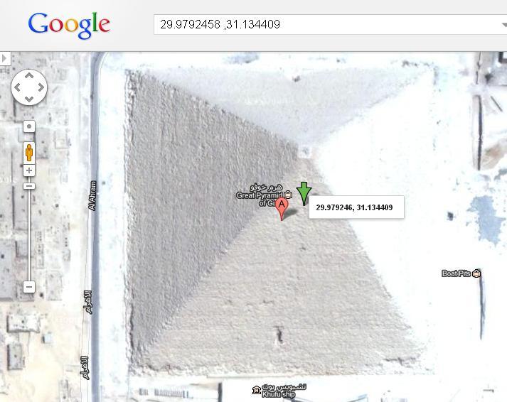 coodonnées de la grande pyramide2