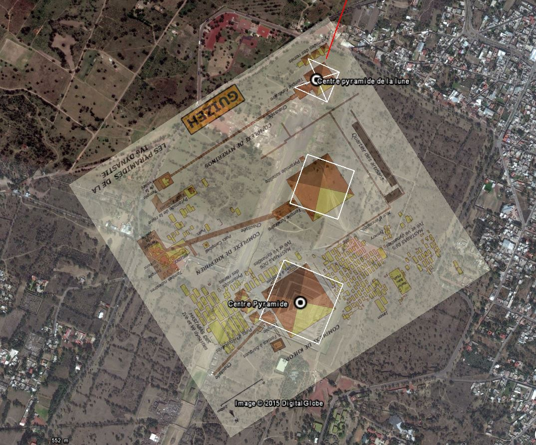 Capture superposition guizeh teotihuacan