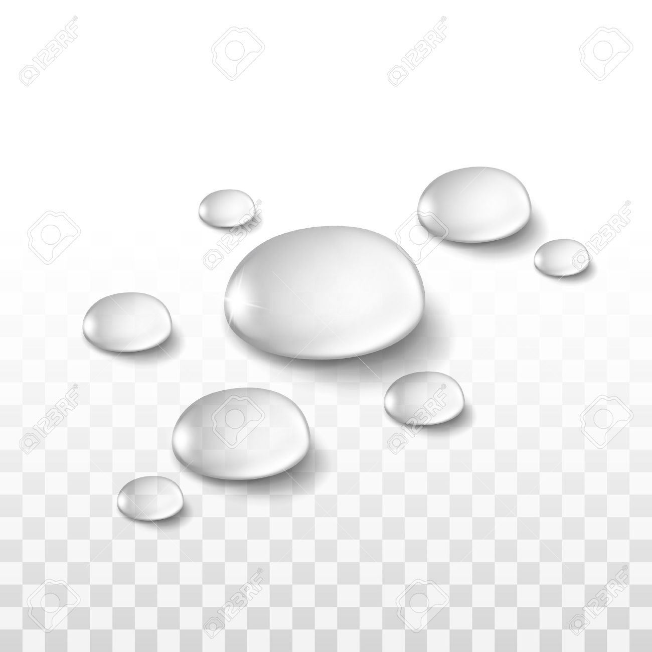 41545289-gouttes-d-eau-rC3A9glC3A9-isolC3A9-sur-fond-transparent