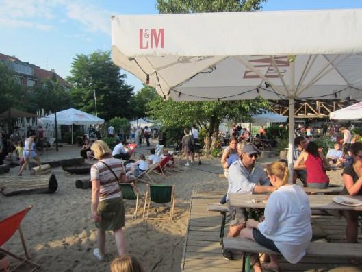German Beach Bar Hamburg