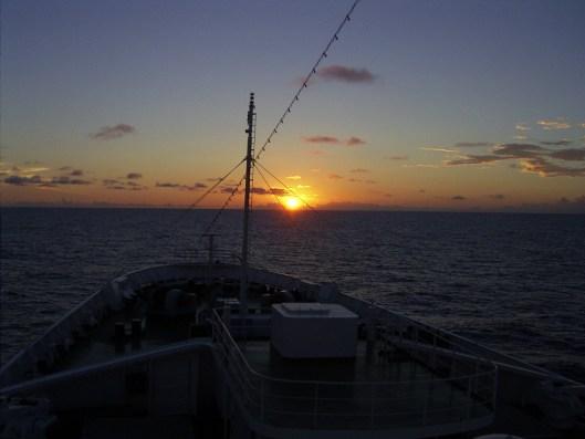 Sunset From Maxim Gorkiey 2