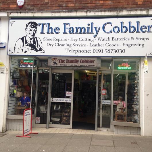 Clinton's Family Cobbler Business