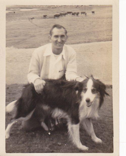 Messages in Bottles Found By Doggos - Frank Hayostek and Oscar the Sheepdog, Breda O'Sullivan's Dog