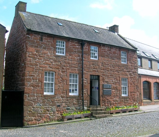 Robert Burns House in Dumfries.jpg