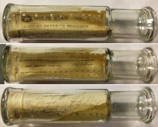 Tillie Esper and Selina Pramstaller Message in a bottle