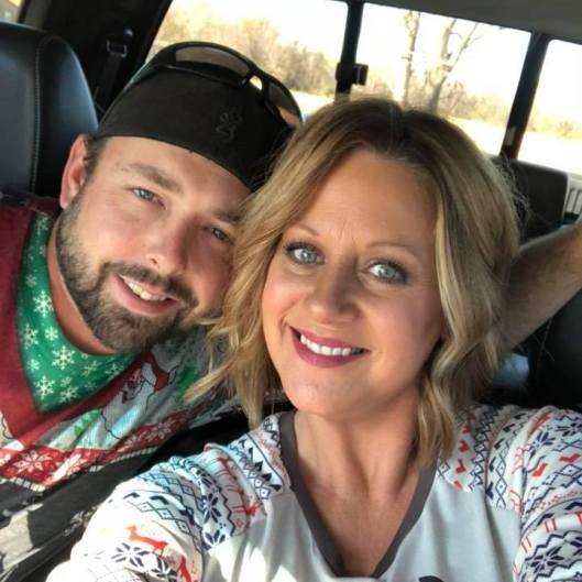 Aimee and Josh Gelinas