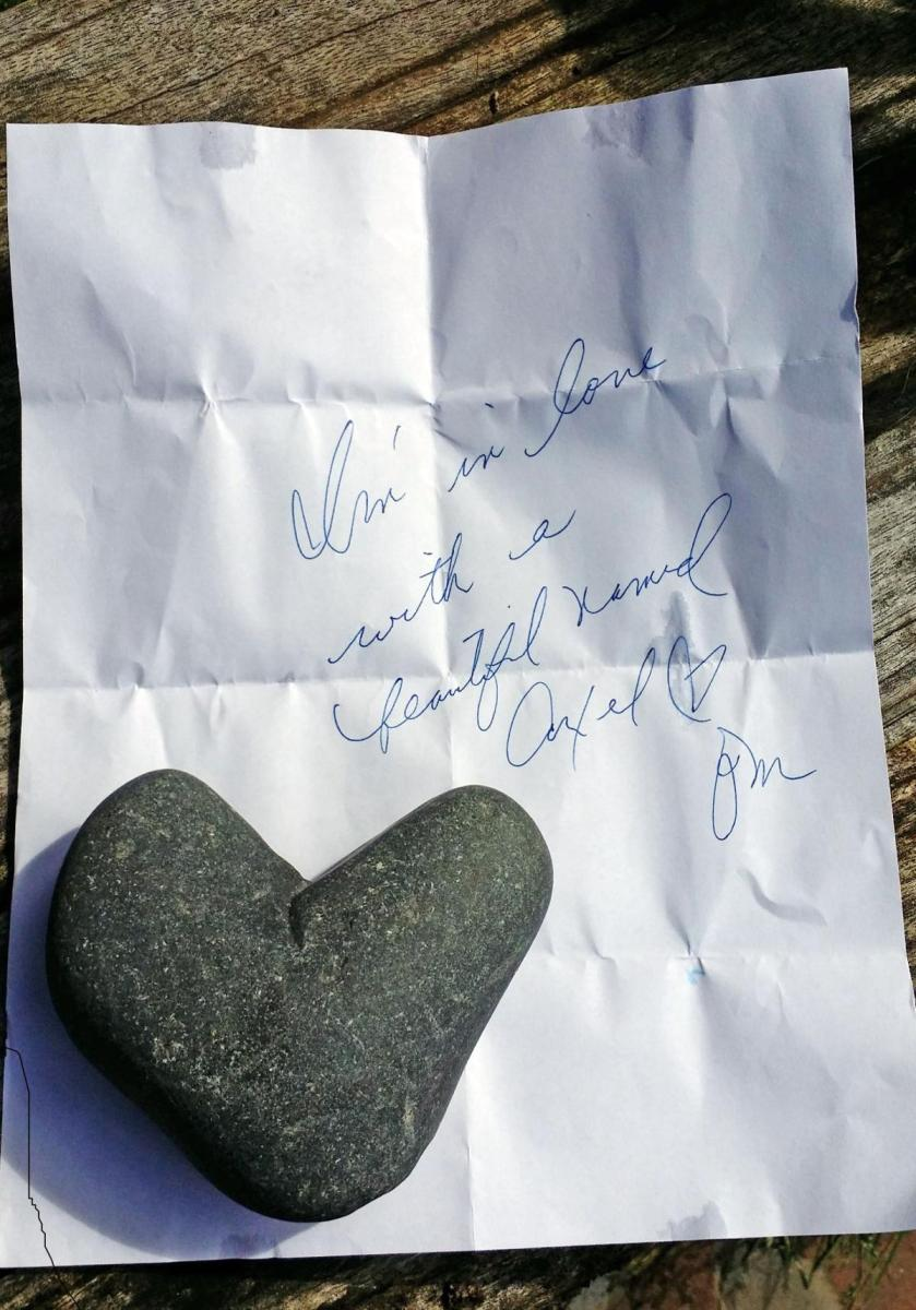 Message in a Bottle to a Beautiful Mind Found Near Port Townsend, Washington