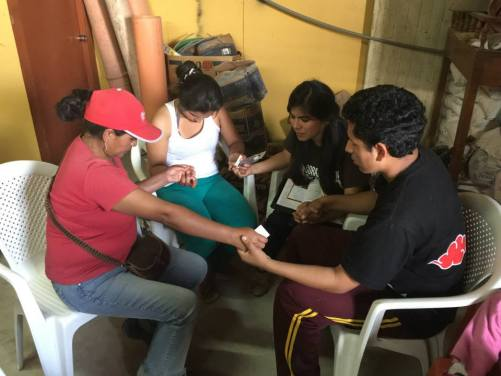 2014 - November - Eyeglass Clinic Outreach 3