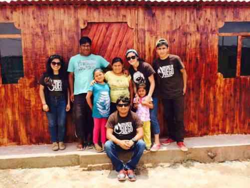 2014 - November - Pisco Prefab Home