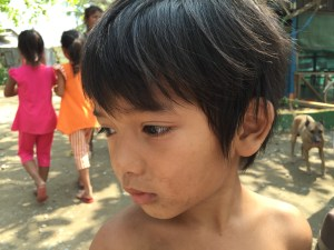 For security reasons we are not posting pictures of the Laos Children's Home