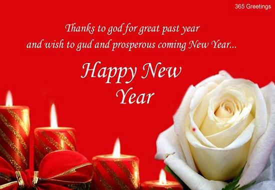 New Year Wishes For Girlfriend   365greetings com Romantic New Year Messages Wishes for Girlfriend