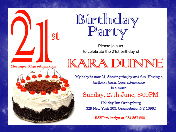 Funny birthday party invitation letter docoments ojazlink
