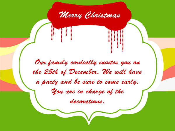 christmas party closing remarks sample