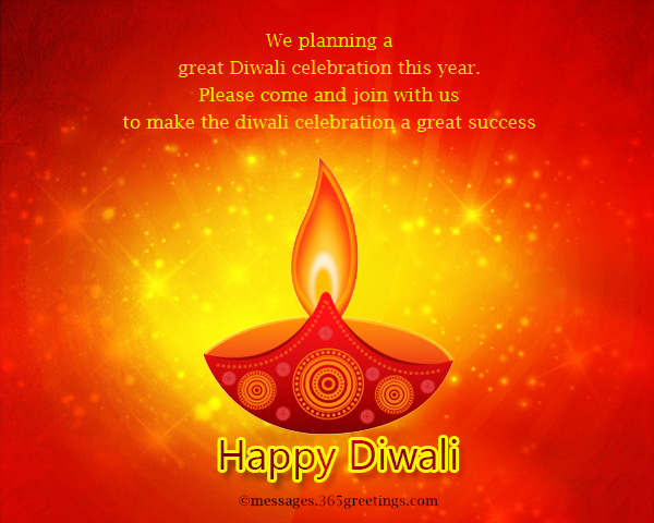 Explore our diwali email templates to find just the right one for you. Diwali Invitations And Wordings 365greetings Com