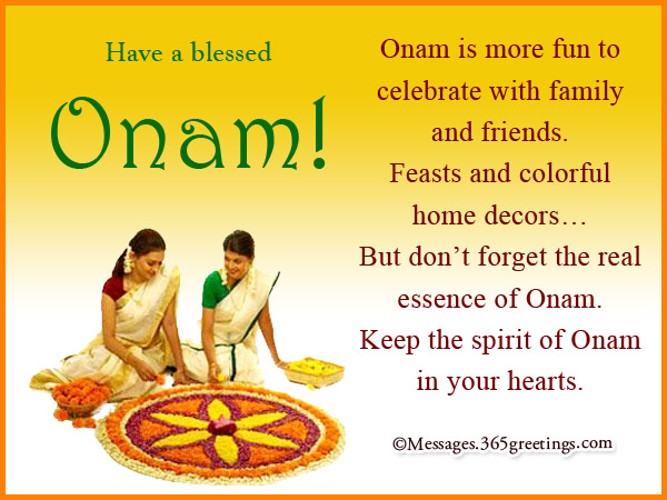 Heartwarming Onam Greetings For Friends And Family