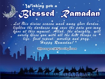 Image result for ramadan greeting message