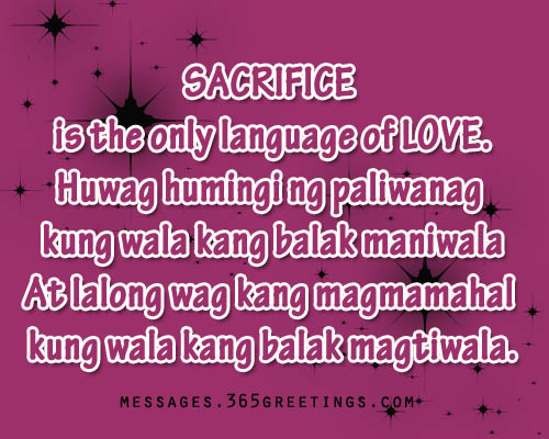 Tagalog Love Quotes Her Wattpad