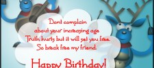 funny birthday card - 50th Birthday Wishes