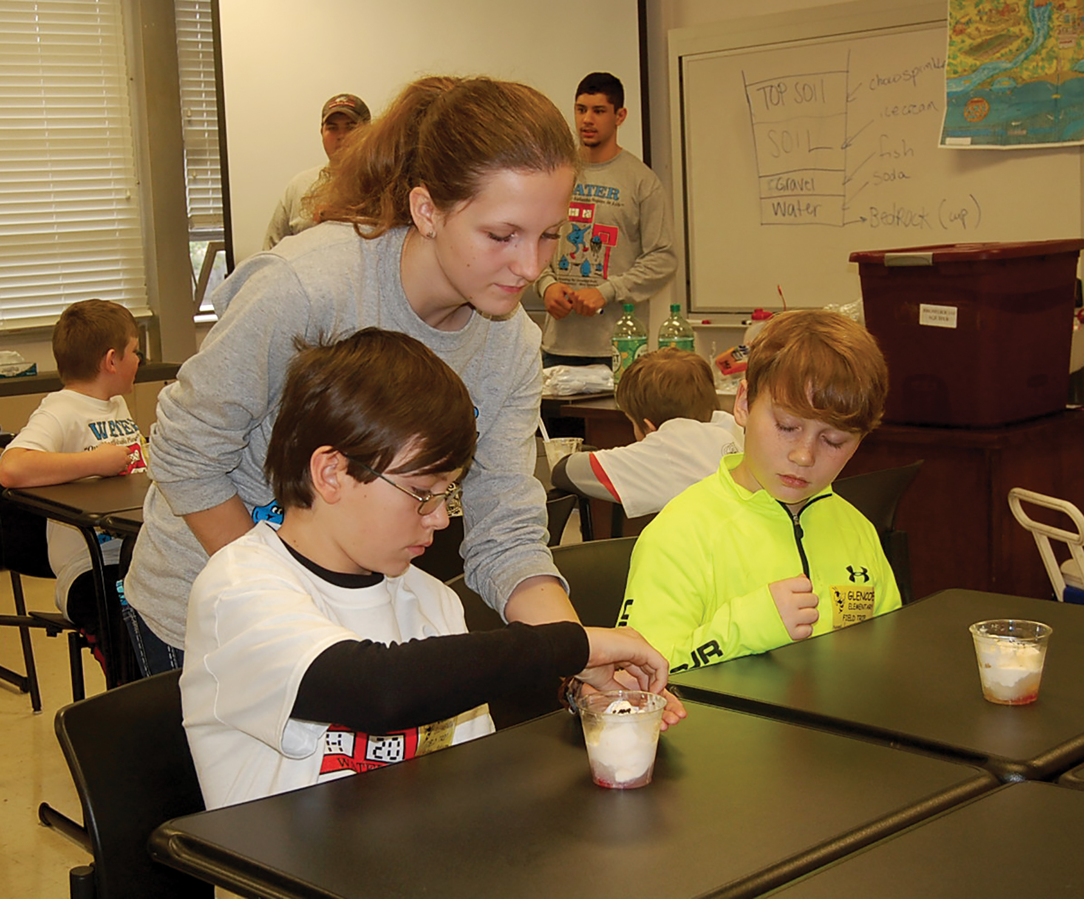 Students Attend 15th Annual Water Festival