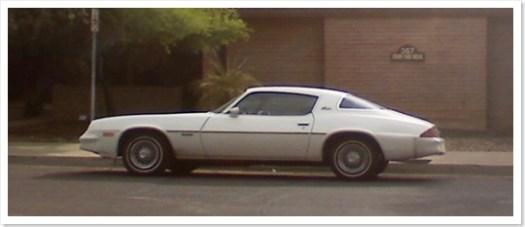 1979 Chevrolet Camaro Berlinetta